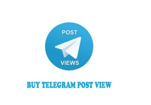 buy telegram post view
